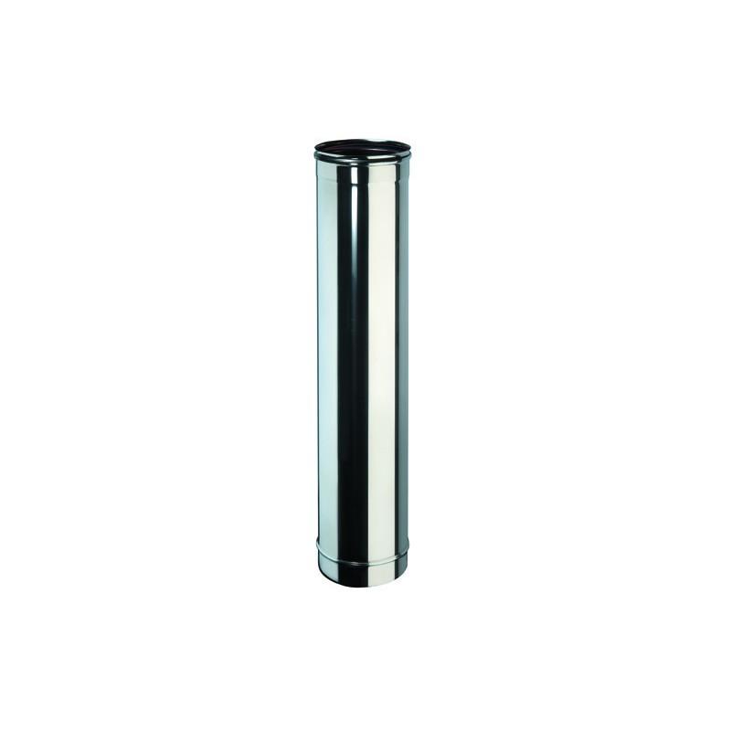 tube 25 cm inox simple paroi diam tre 230 directflam. Black Bedroom Furniture Sets. Home Design Ideas