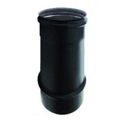 Tubes de 25 cms  inox noir