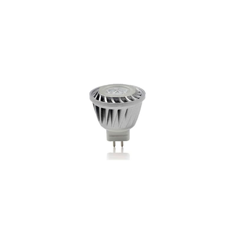 lampe led mr11 blanc chaud 200lm 4w directflam. Black Bedroom Furniture Sets. Home Design Ideas