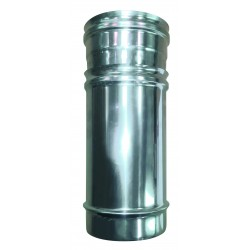 TUBE AJUSTABLE 280-400mm  CONCENTRIQUE INOX
